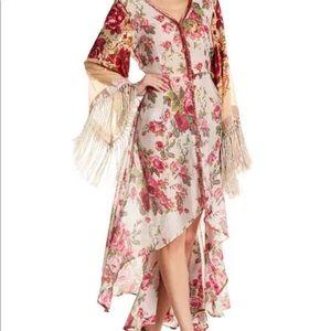 Aratta Silent Journey Dress / Duster / Robe, XL